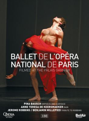Ballet de l'Opéra national de Paris: filmed at the Palais Garnier